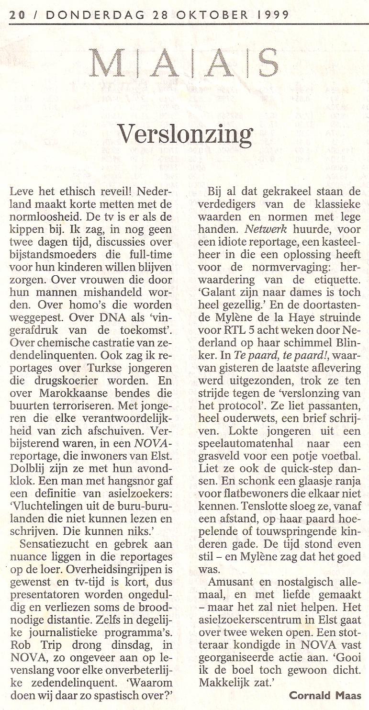 1991028_volkskrant_maas_verslonzing