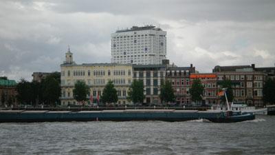 Achter het wereldmuseum: het Erasmus Medisch Centrum