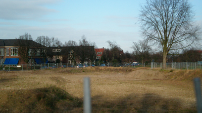 Het voormalige HAS-terrein in 's-Hertogenbosch