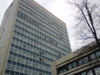 Het provinciehuis van Antwerpen.