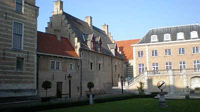 Markiezenhof - Bergen op Zoom - Noord-Brabant