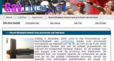 LHBT-conferentie Noord-Brabant