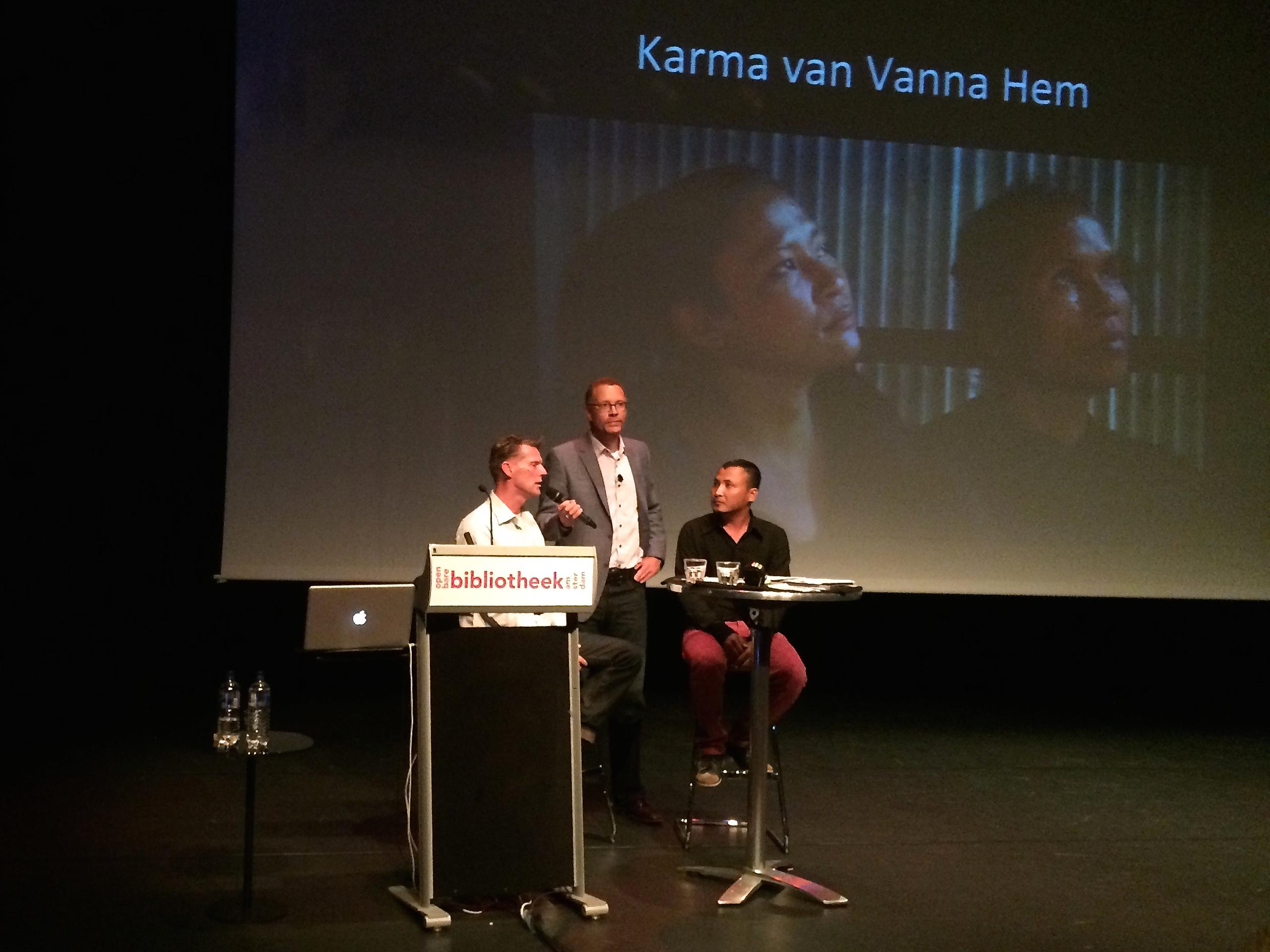 Document Our History Now - Robert Witlox - Vanna Hem - Hem Vanna